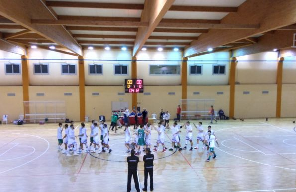 P 20191019 205635 vHDR On 595x386 - BASKET CLUB TRECATE VS 5 PARI TORINO: PRIMA SCONFITTA PER LA 5 PARI