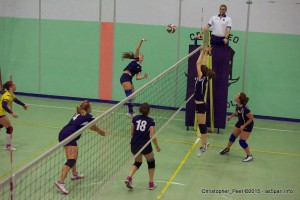 2015 10 30 5PJ   Volley San Paolo 15 - 2015-10-30 Volley - 1a Div F - 5PJ - Volley San Paolo