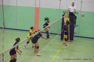 2015 10 30 5PJ   Volley San Paolo 17 - 2015-10-30 Volley - 1a Div F - 5PJ - Volley San Paolo