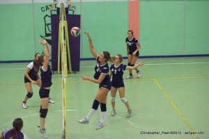 2015 10 30 5PJ   Volley San Paolo 36 - 2015-10-30 Volley - 1a Div F - 5PJ - Volley San Paolo
